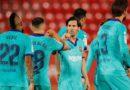Mientras Messi busca llegar al gol 700, Barcelona tendrá un duro choque en su excursión a Sevilla: hora, TV y formaciones